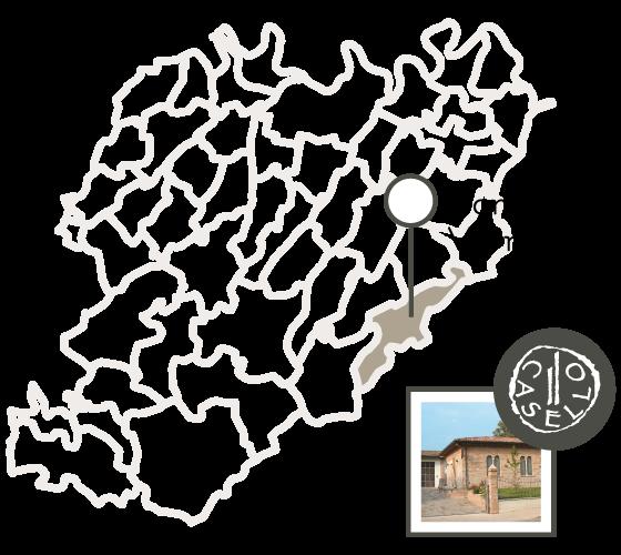 provincia di Piacenza, comune di Vernasca, azienda il Casello
